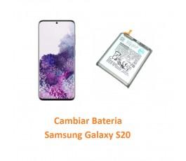 Cambiar Batería Samsnung...