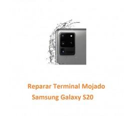 Reparar Samsung Galaxy S20...