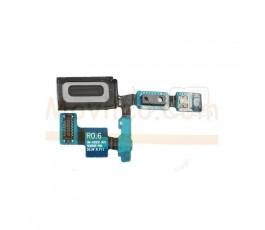 Flex Auricular y Sensor de Proximidad Samsung Galaxy S6 Edge G925 G925F - Imagen 1