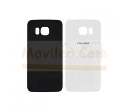 Tapa Trasera para Samsung Galaxy S6 Edge G925 G925F Blanca - Imagen 1