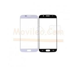 Cristal para Samsung Galaxy S6 G920F Blanco - Imagen 1