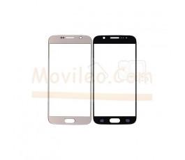Cristal para Samsung Galaxy S6 G920F Dorado - Imagen 1