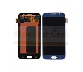 Pantalla Completa para Samsung Galaxy S6 G920F Azul