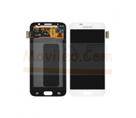 Pantalla Completa para Samsung Galaxy S6 G920F Blanca - Imagen 1