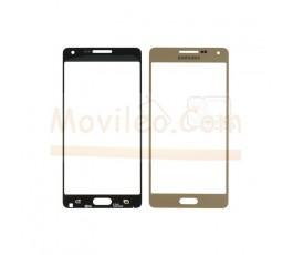 Cristal para Samsung Galaxy A5 A500 Dorada - Imagen 1