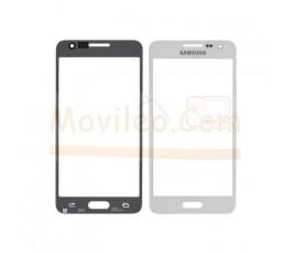 Cristal para Samsung Galaxy A3 A300 Blanco - Imagen 1