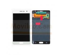 Pantalla Completa Samsung Note Edge N915 Blanca - Imagen 1