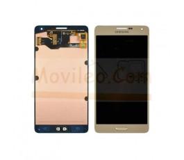 Pantalla Completa para Samsung Galaxy A7 A700 Dorada - Imagen 1