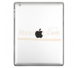 Carcasa plateada para iPad 4 Wifi - Imagen 1