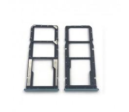 Bandeja dual sim y microSD...