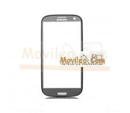 Cristal para Samsung Galaxy S3 Neo i9301i Gris - Imagen 1