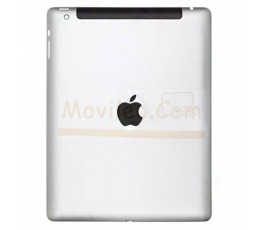 Carcasa plateada para iPad 4 Wifi + 3G 4G - Imagen 1