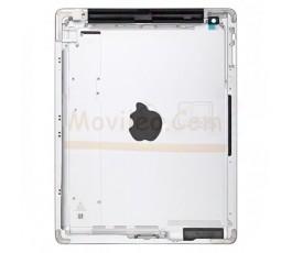 Carcasa plateada para iPad 4 Wifi + 3G 4G - Imagen 2