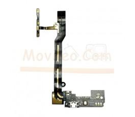 Flex Conector Carga y Microfono Bq Aquaris E5 4G - Imagen 1