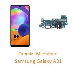 Cambiar Microfono Samsung...