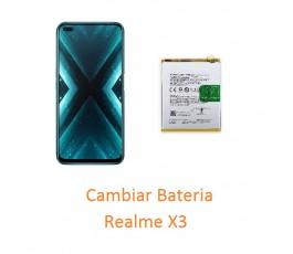 Cambiar Bateria Oppo Realme X3