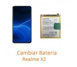 Cambiar Bateria Oppo Realme X2