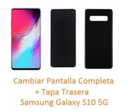 Cambiar Pantalla + Tapa...