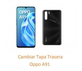 Cambiar Tapa Trasera Oppo A91