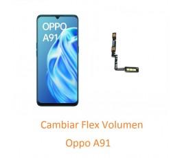 Cambiar Flex Volumen Oppo A91