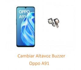 Cambiar Altavoz Buzzer Oppo...
