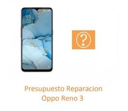 Presupuesto Reparacion Oppo...