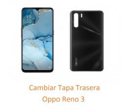 Cambiar Tapa Trasera Oppo...
