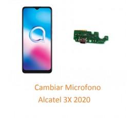 Cambiar Microfono Alcatel...