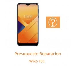Presupuesto Reparacion Wiko...