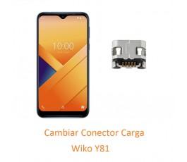 Cambiar Conector Carga Wiko...