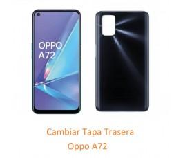 Cambiar Tapa Trasera Oppo A72