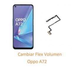 Cambiar Flex Volumen Oppo A72