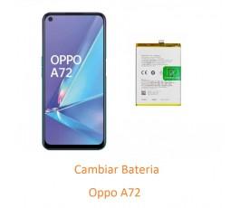 Cambiar Bateria Oppo A72