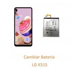 Cambiar Bateria LG K51 S