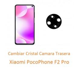 Cambiar Cristal Camara...