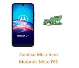 Cambiar Microfono Motorola...