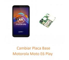 Cambiar Placa Base Motorola...