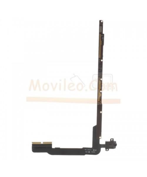 Modulo flex con conector jack audio para iPad 3 y iPad 4 WIFI + 3G - Imagen 1