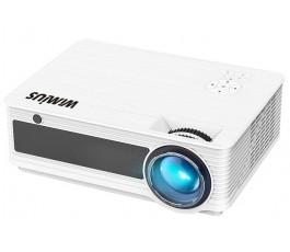 WIMIUS Proyector LED P18 de...