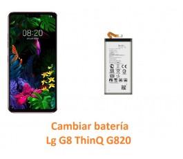 Cambiar batería Lg G8 ThinQ...