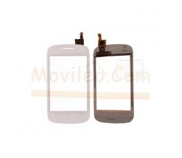 Pantalla Tactil para Alcatel C1 OT4015 OT-4015 Blanco - Imagen 1