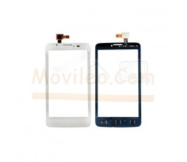 Pantalla Tactil para Alcatel OT-8000 Blanco - Imagen 1