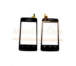 Pantalla Tactil para Alcatel OT-4012 Negro - Imagen 1