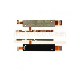 Flex Encendido y Volumen para Sony Xperia M4 Aqua E2303 E2306 E2353 - Imagen 1