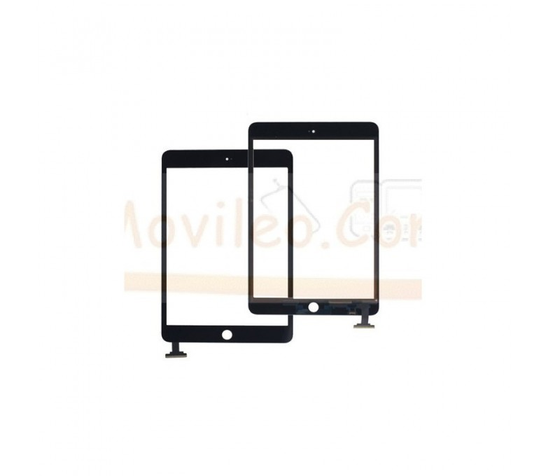 Pantalla táctil negra para iPad Mini SIN ID - Imagen 1