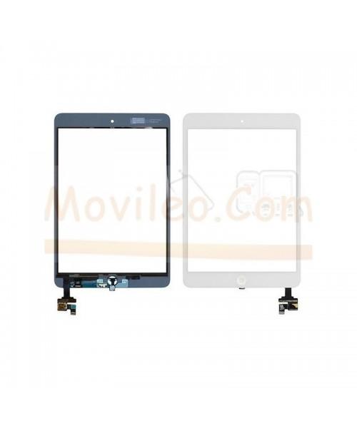 Pantalla táctil blanca para iPad Mini CON ID - Imagen 1