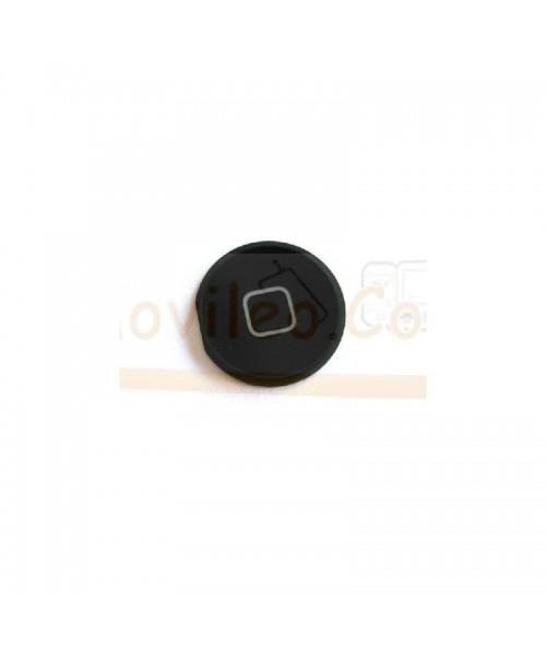 Boton Home Negro iPad Mini - Imagen 1