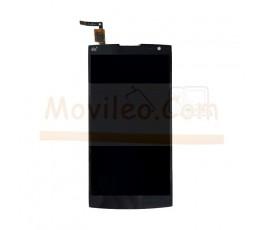 Pantalla Completa para Alcatel M812 Orange Nura Negra - Imagen 1