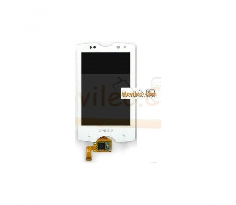 Pantalla Completa Blanca Sony Xperia Mini Pro Sk17 Sk17i - Imagen 1