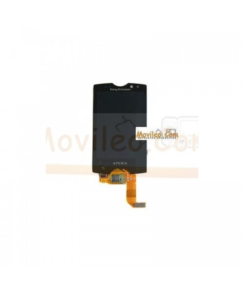 Pantalla Completa Negra Sony Xperia Mini Pro Sk17 Sk17i - Imagen 1